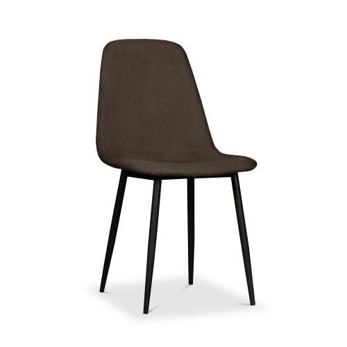 Sera Chair Dark Brown