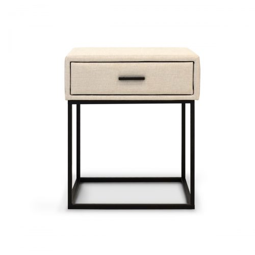 Anders Oatmeal Side Table