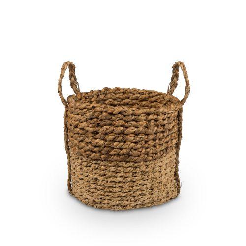 Braid Seagrass Basket Small