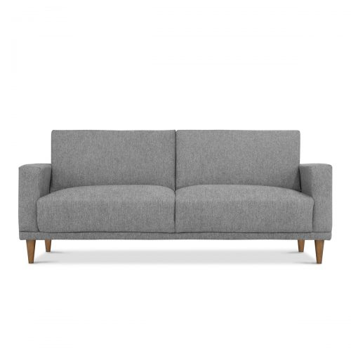 Holm Stone Grey 3 Seater Sofa