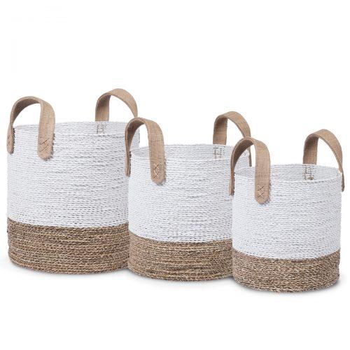 Oceana Basket (Set of 3)