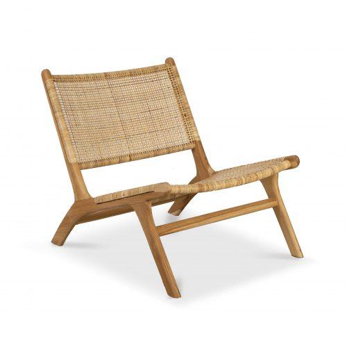 Kayak Teak Lounge Chair