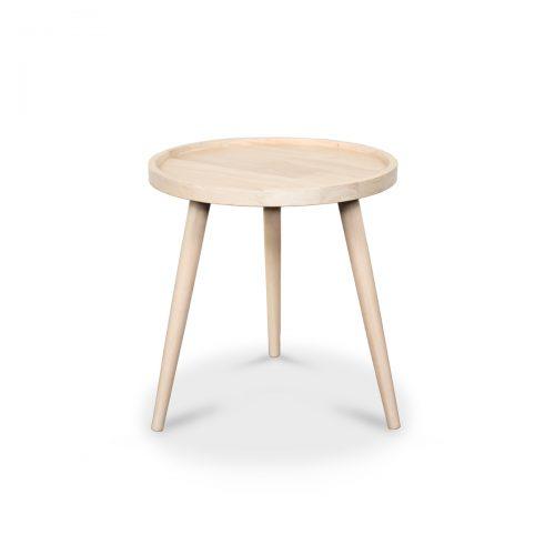 Baxter Chestnut Side Table