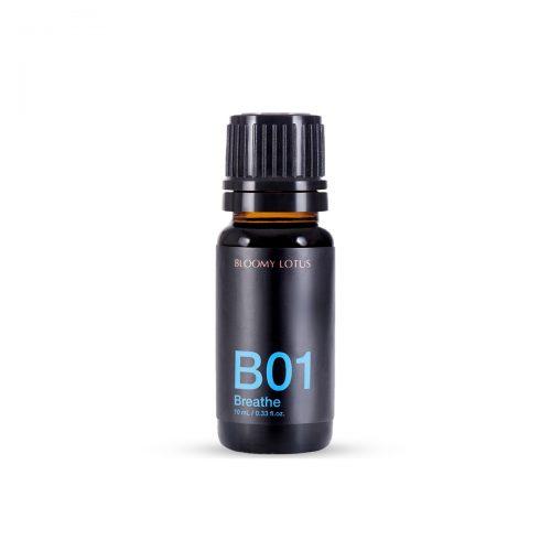 Bloomy Lotus Essential Oil B01 – Breathe