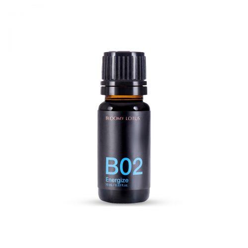 Bloomy Lotus Essential Oil B02 – Energize