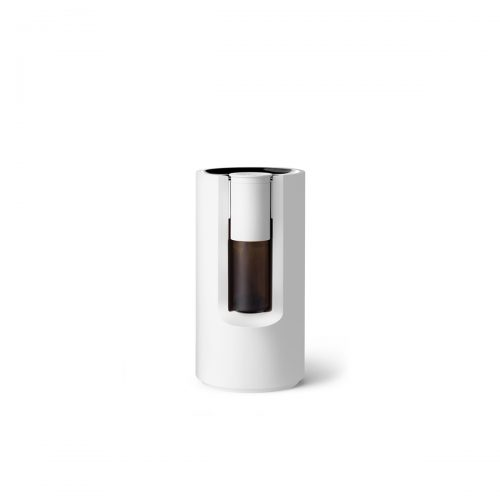Bloomy Lotus Bamboo Silver White Diffuser