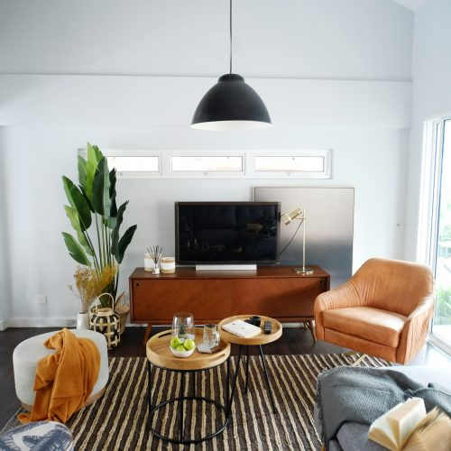 Guidelines on Decorating Your TV Cabinet in Malaysia