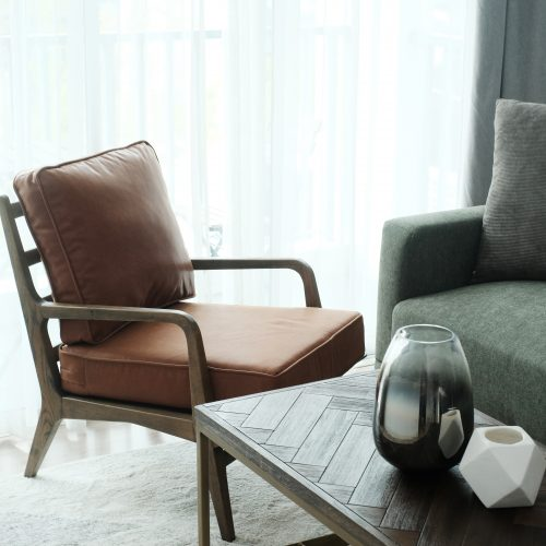 Arrangement of Sofas and Armchair in Your Space