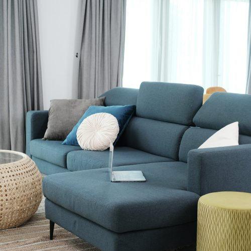 How To Match Your L Shape Sofa And Coffee Table For Your Space?